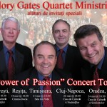 Glory Gates Quartet vine din nou in Romania