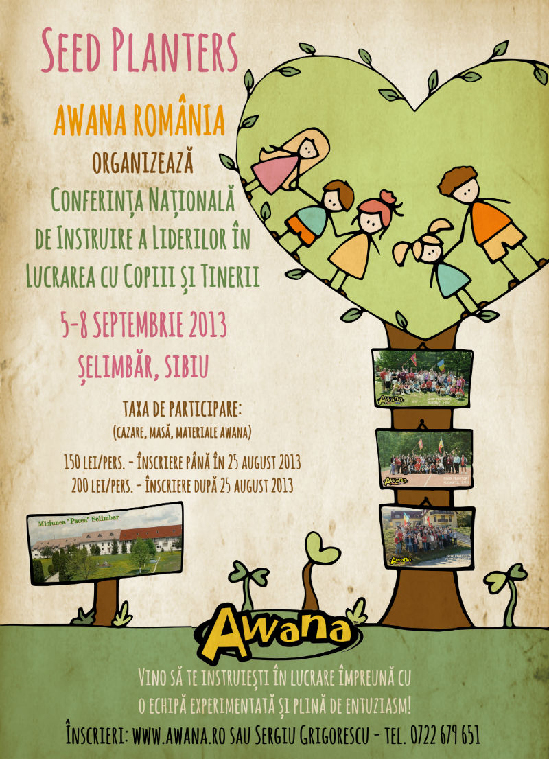 Poster 5-8 Septembrie 2013