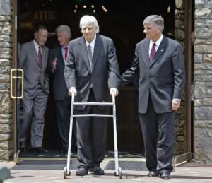 Evanghelistul Billy Graham a fost spitalizat