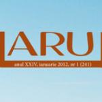 Revista Harul nr 1/2012