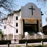 Baptistii din Sebis in vizita in Banat