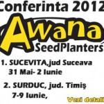 ESTI INVITAT – CONFERINTA AWANA!!!