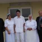"Botez la Biserica Crestina Baptista 'Betel"" din Buhani judetul Arad"
