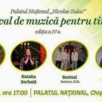 Chisinau: Festival de muzica pentru tineri