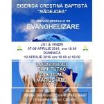 Evanghelizare la Sânnicolau Mare