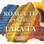 """Manifestare publică """"Rugăciune pentru naţiune"""" la Arad"""