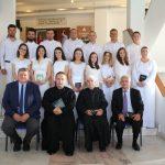 [FOTO] Botez la Biserica Creștină Baptistă Harul Lugoj