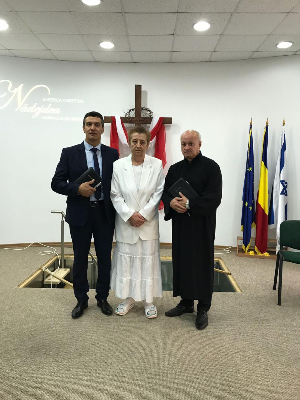 [FOTO] Botez la Sânicolau Mare