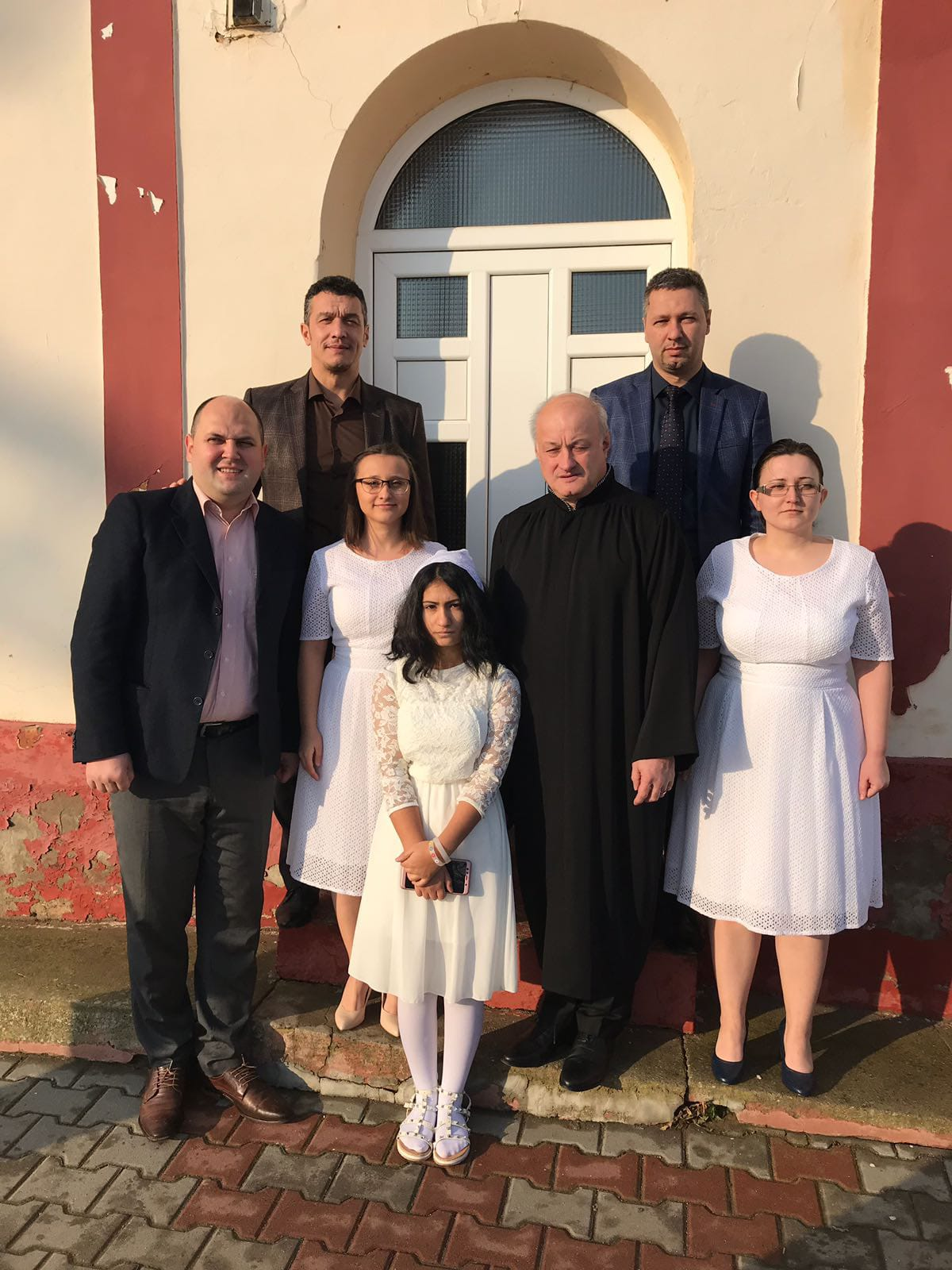 [Foto] Botez Nou Testamentar la Saravale