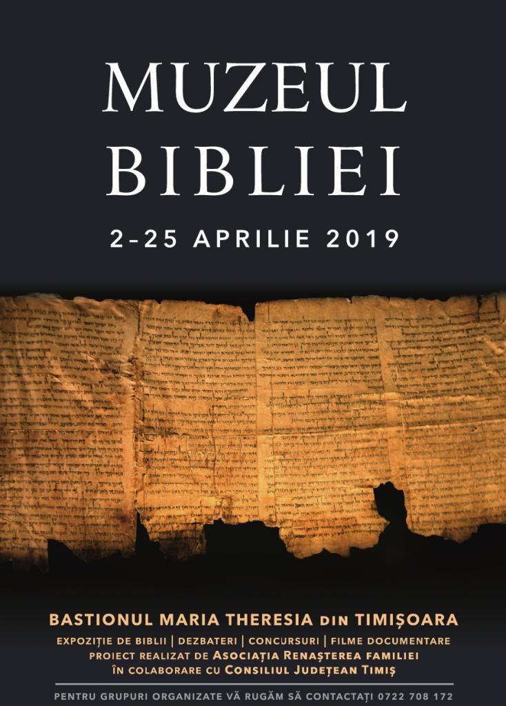 Câteva impresii lăsate de cei care au vizitat Muzeul Bibliei
