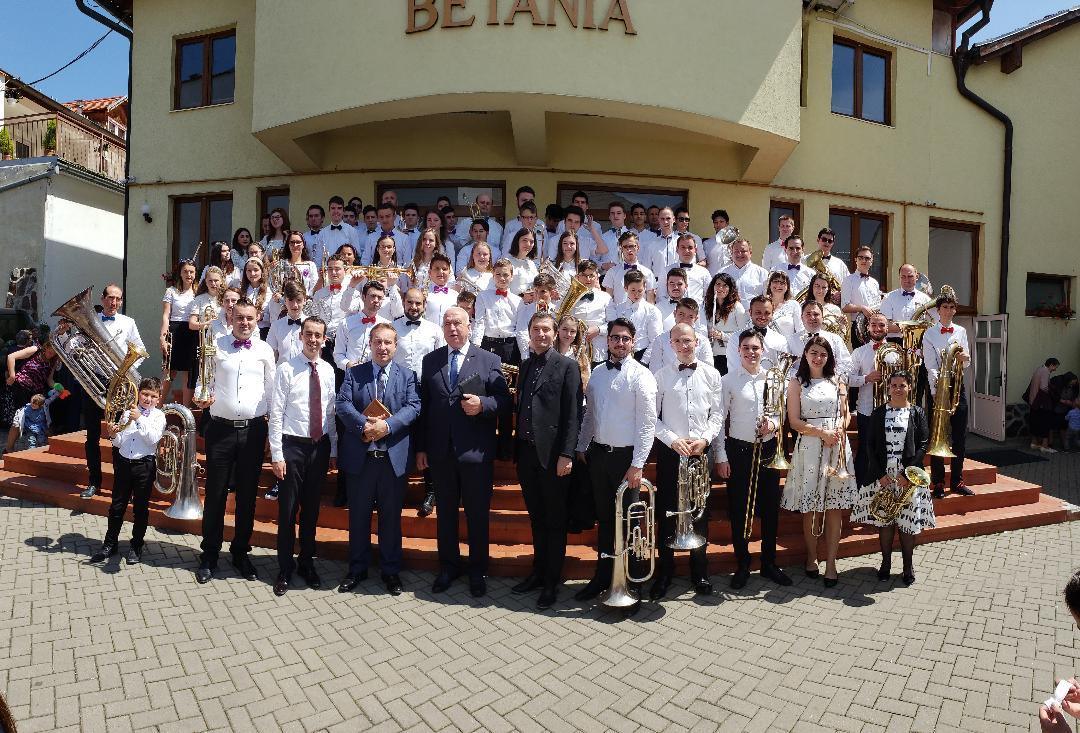 [FOTO] Festivalul fanfarelor de la Sibiu