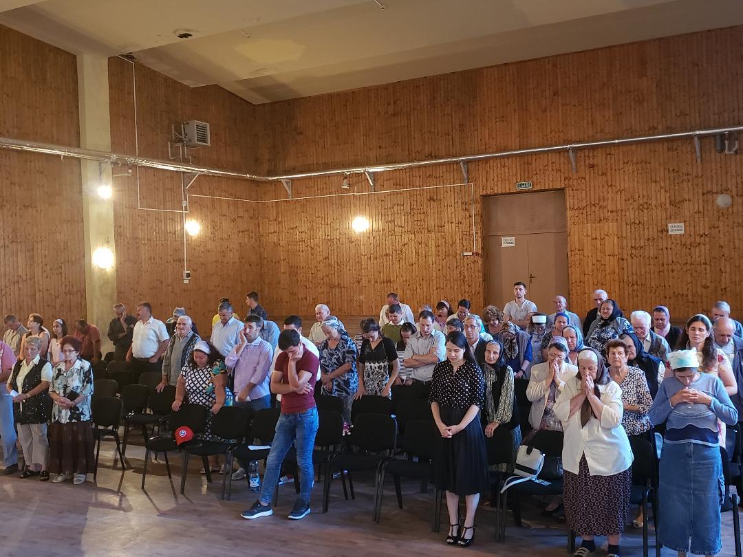 [FOTO] Evanghelizare la Tomeşti
