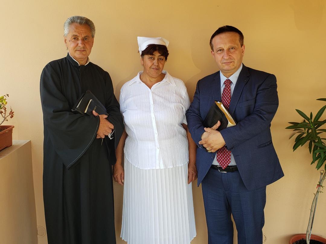 Botez la Moravița