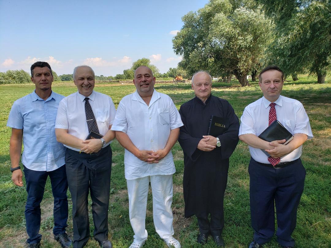 [FOTO] Botez la Mureş