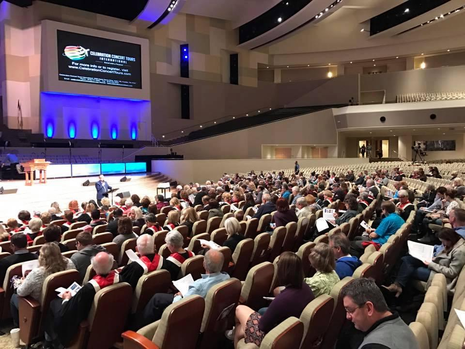 Conferință pentru liderii bisericilor de etnie romă