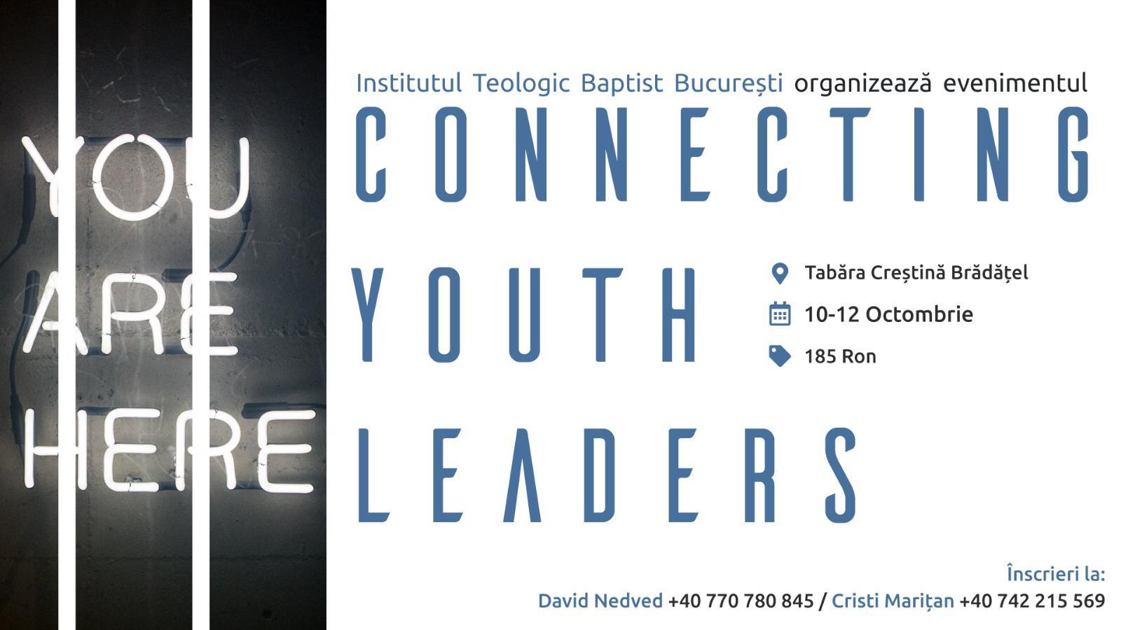 Conferință — Connecting Youth Leaders