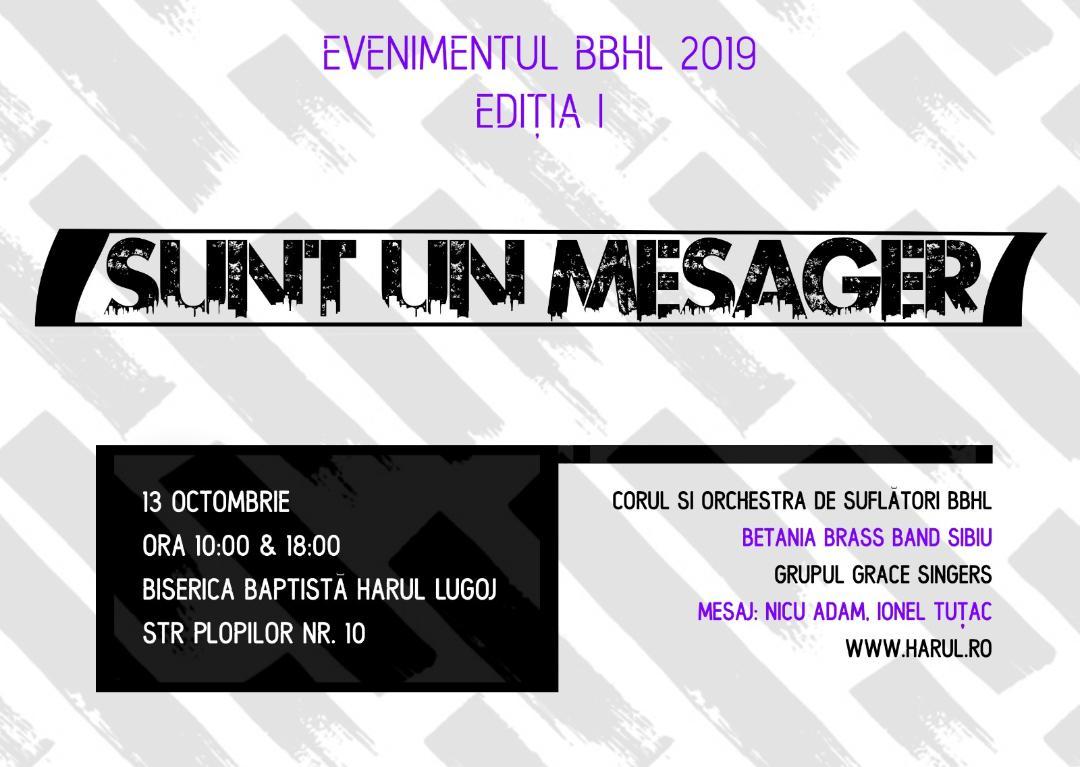 Eveniment muzical la Biserica Creştină Baptistă Harul din Lugoj