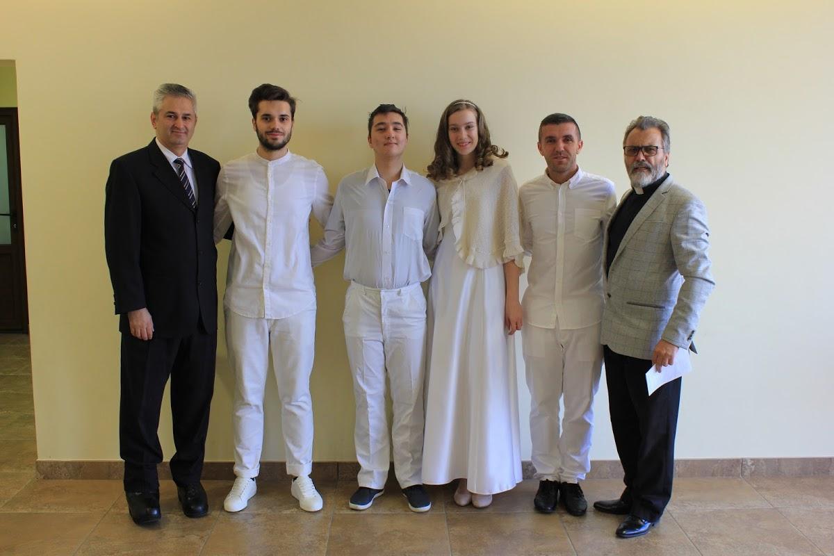Botez la Maranata – 1 decembrie 2019