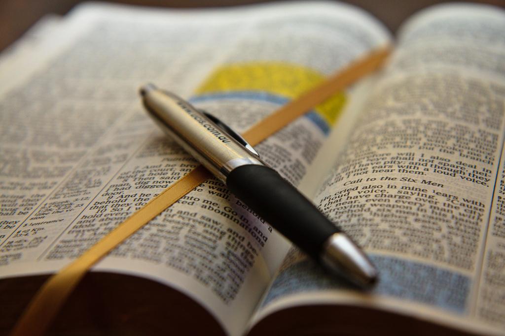 Schiță de predică — Omul care umblă cu Dumnezeu