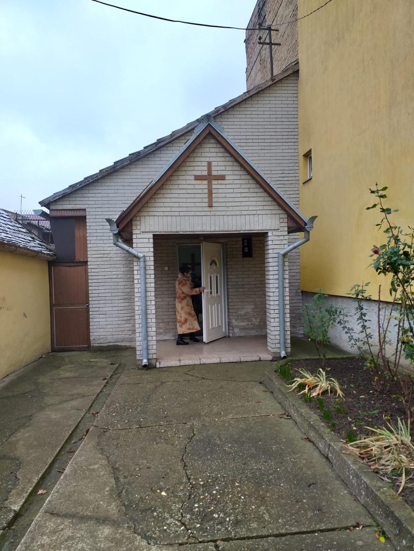 Misiune la Pancevo