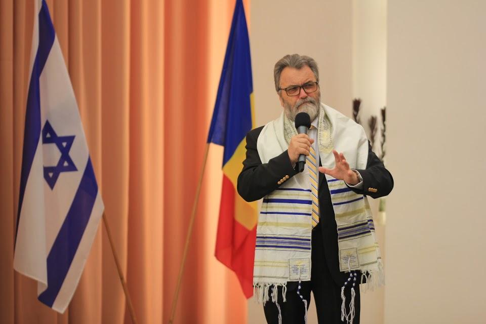 Sărbătoare de predare a ștafetei la Biserica Maranata