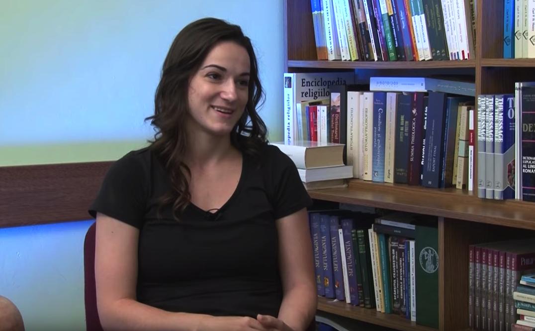 Interviu cu gimnasta Sabina Cojocar