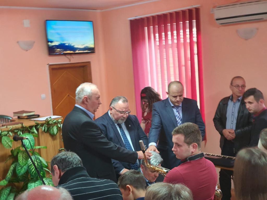[FOTO] Consacrare diacon la Rusova Nouă