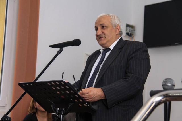 Programul serviciului de înmormântare a fratelui Damian Vidoni