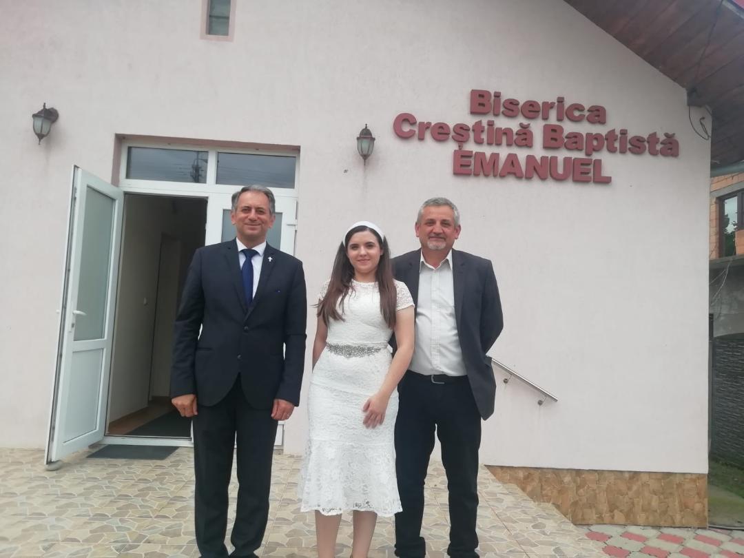 Botez la Beregsău Mare