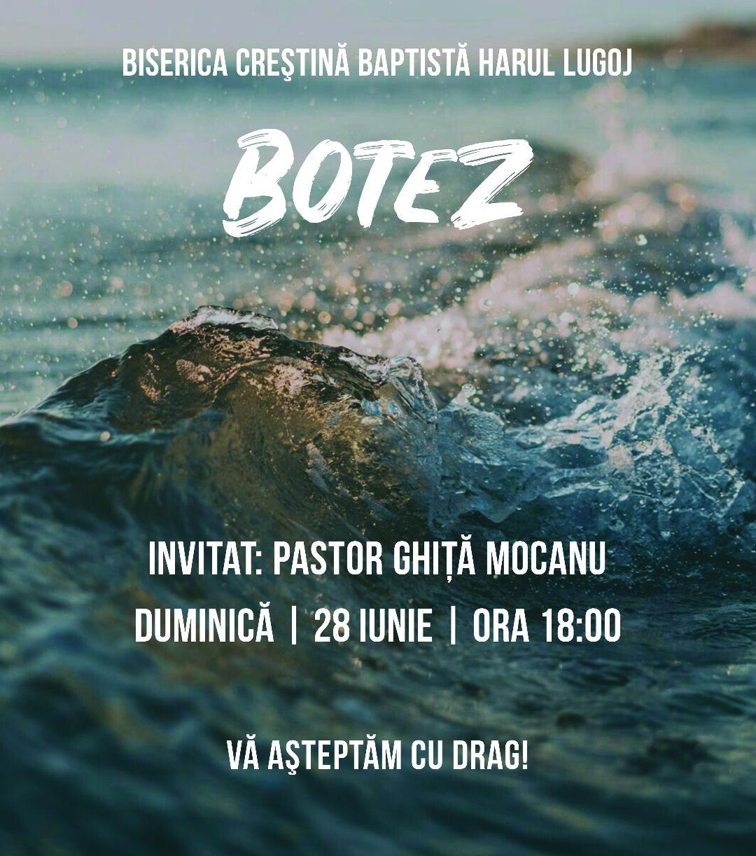 Botez la Lugoj