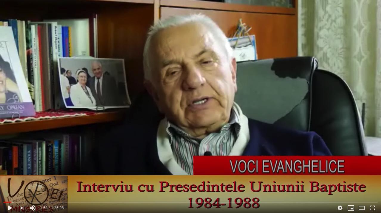 Interviu cu Mihai Hușan