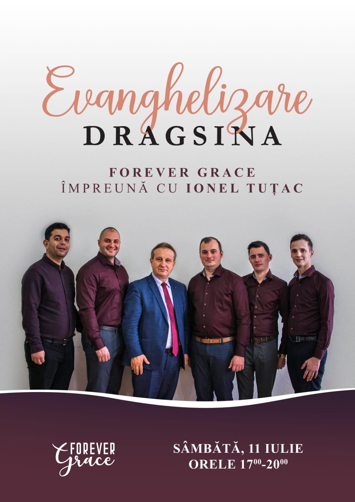 Evanghelizare la Dragşina