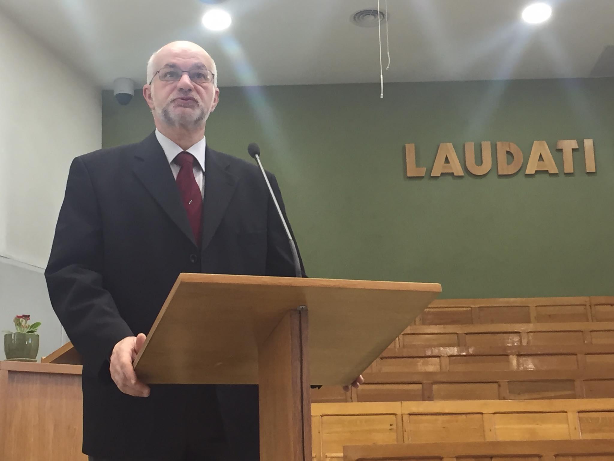 Pastorul Ghiță Schinteie a plecat în veșnicie