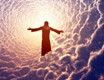 E mai bine că Isus s-a înălțat la ceruri