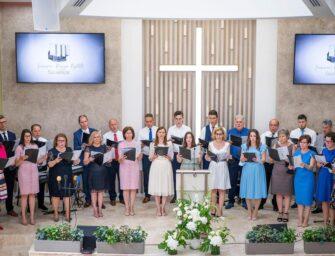 Inaugurare la Biserica Baptistă Maghiară Timișoara